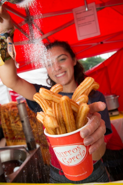 03/09/2016 Foodies Festival, South Park, Oxford