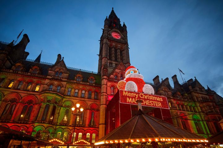 Out and About – Manchester Christmas Markets