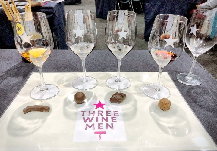 I Visited Three Wine Men – Manchester