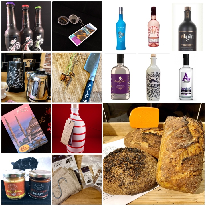 The 12 Gifts Of Christmas -The Final List of Foodie GiftIdeas