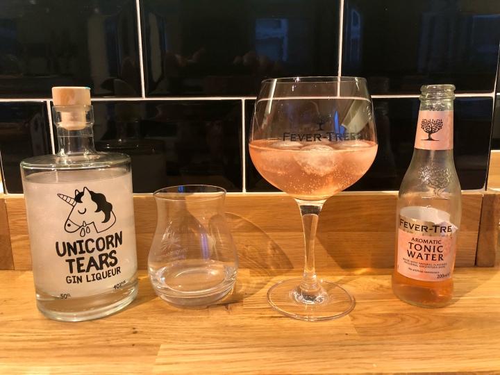 Unicorn Tears Gin Liqueur – Magic OrMyth