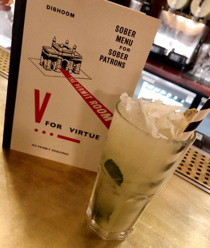 Dishoom Revisited – With a DRYTipple