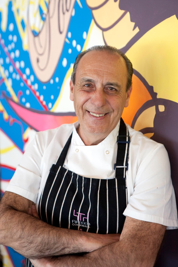 Gennaro Contaldo to appear at Manchester's Festa Italiana 2019