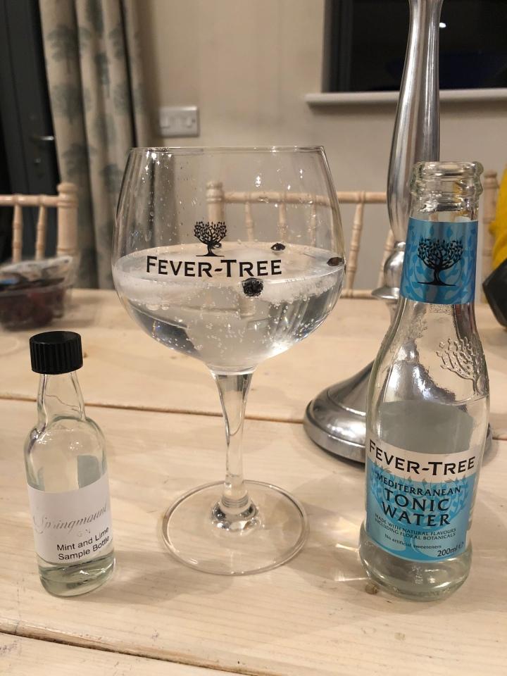 Gin Review – SpringmountGin
