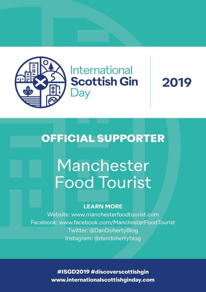 What is 'International Scottish GinDay'